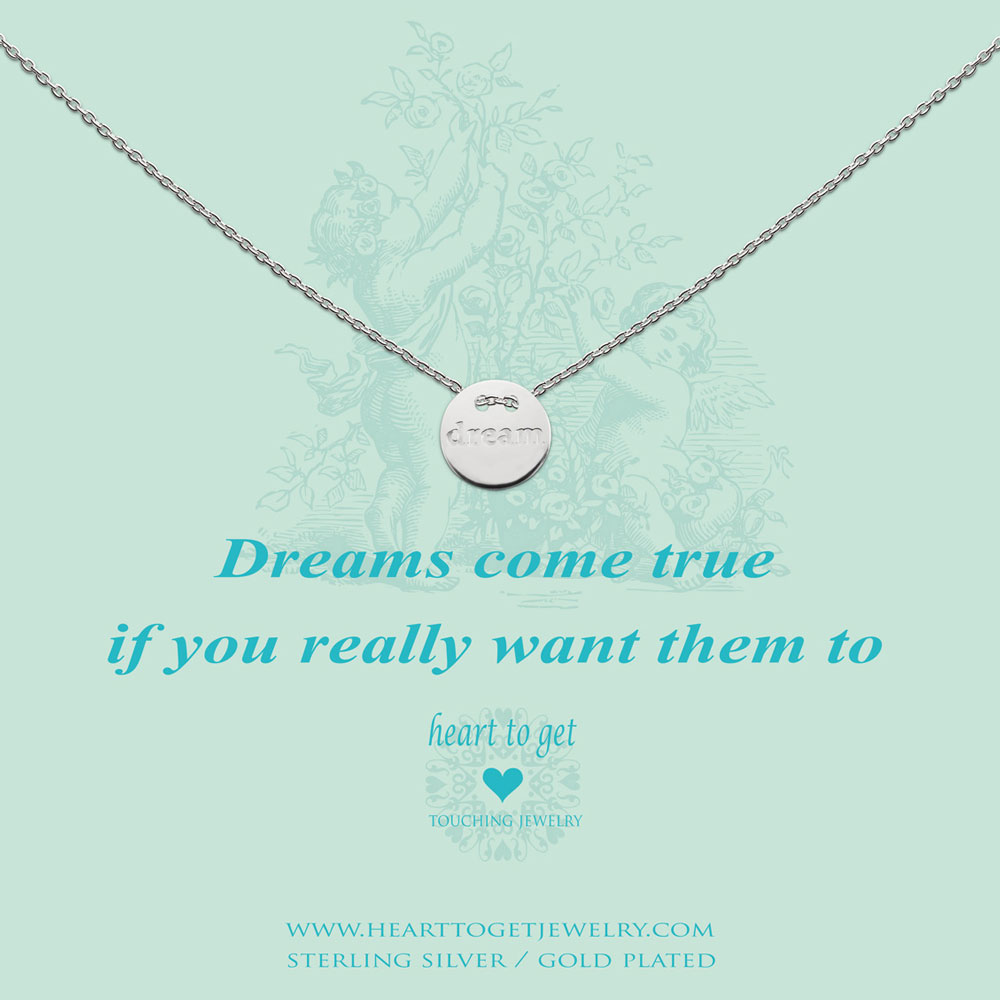 Necklace coin dream