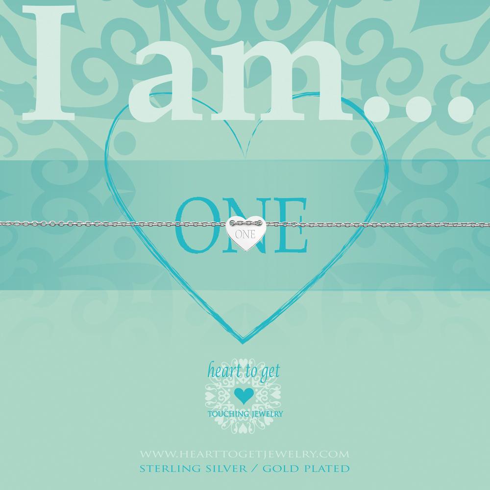 Bracelet heart One