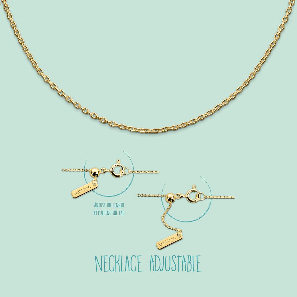 Necklaces and Bracelets Adjustable