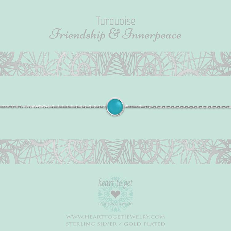 bracelet gemstone turquoise